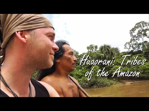 Huaorani: Tribes of the Amazon - Ecuador - HD short version
