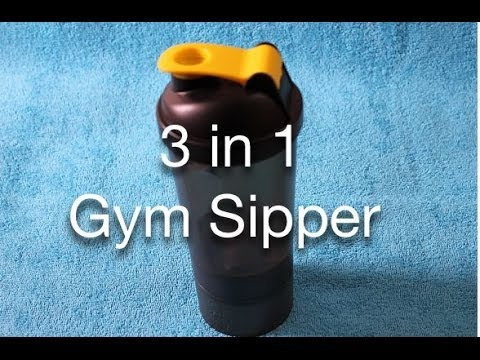 3 in 1 Gym Sipper
