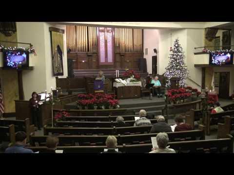 Longest Night Service:  A Service of Hope, 12/20/2016