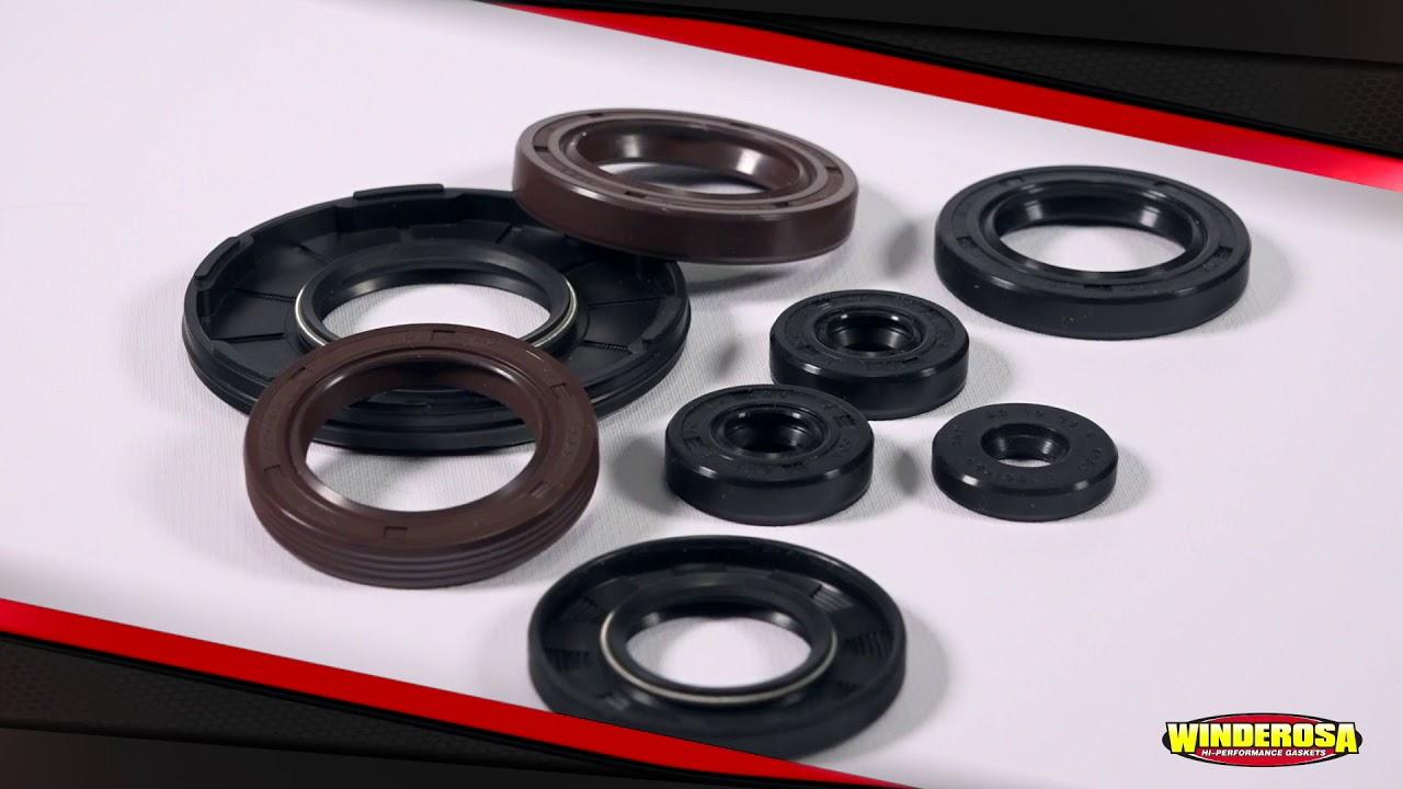 Winderosa Oil Seal Kit 822244