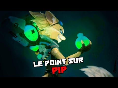 Paladins FR - Le Point sur Pip (Trois decks pour trois légendaires)