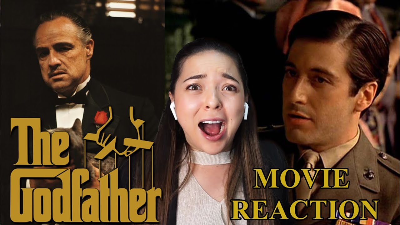 """Watching """"THE GODFATHER (1972)"""" for the First Time and Getting Impressed 