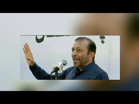 Farooq Sattar threatens to 'surround' CM house if electricity, water crisis not fixed...