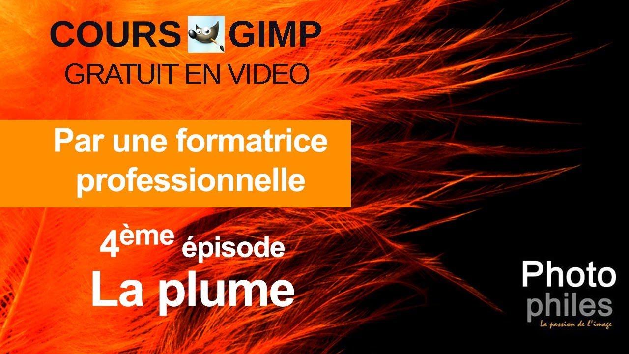 N°4 Cours GIMP Logiciel photo gratuit et ultra-puissant. Cours complet et gratuit