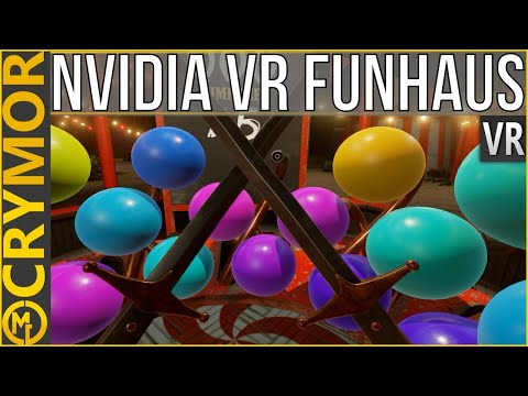 nVidia VR Funhouse Review | ConsidVRs