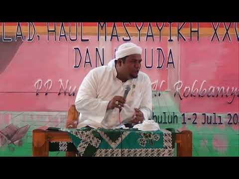 Habib Hasyim Assegaf Ceramah Agama Lucu Alas Buluh Banyuwangi