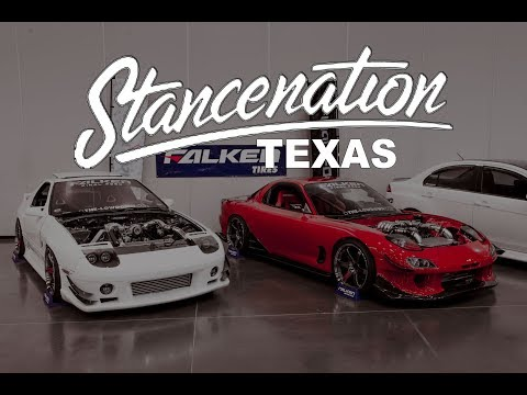 STANCENATION TX 2017