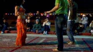belly dance Dubai Safari travel events