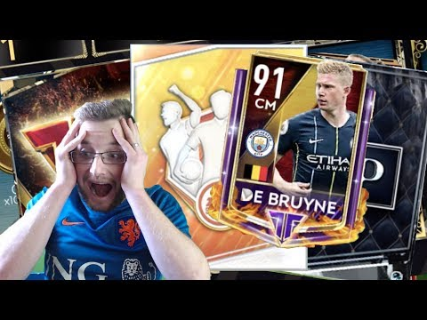 FIFA Mobile 19 Packsanity! Team Heroes, VIP, and TOTW Pack Opening! Claiming Every Tier 1 Team Hero!