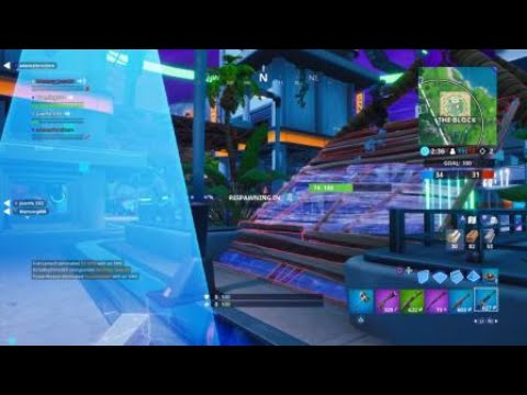Fortnite Tire Deathrun Parkour Map Creative Code Youtube