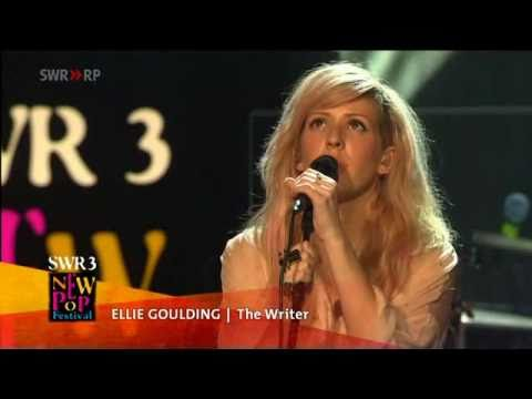 Ellie Goulding : The Writer   IN GERMANY  GREAT!!!