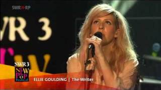 Ellie Goulding : The Writer ( LIVE IN GERMANY - GREAT!!! )