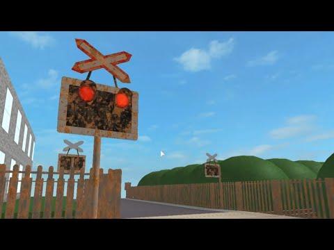ROBLOX   Drachedge Abandoned Level Crossing, Truro, Cornwall (20/07/2016)