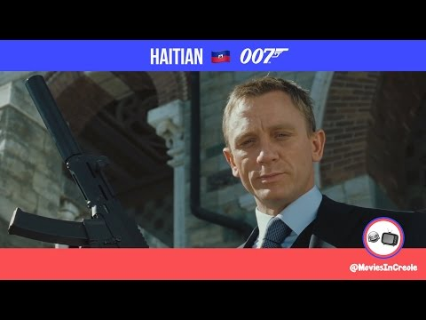 Haitian James Bond 007
