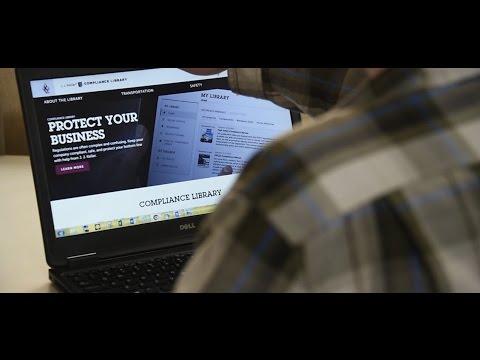 J. J. Keller® Compliance Library Online Tour