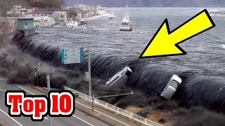 Top 10 Most EXPENSIVE Natural DISASTERS