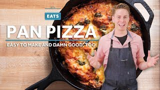 How to Make the Perfect Pan Pizza | Serious Eats