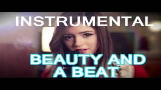 Instrumental | Beauty And A Beat - Justin Bieber (Alex Goot, Kurt Schneider, Chrissy Costanza Cover)