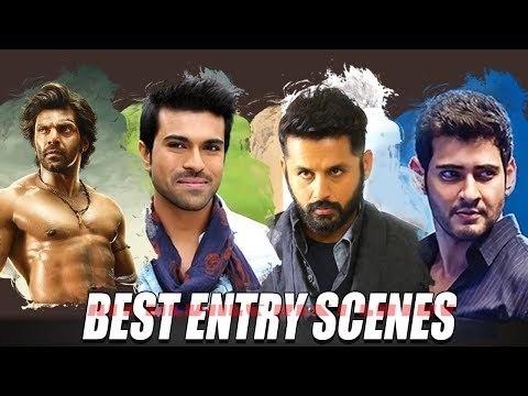 Best Heroes Dynamic Entry Scenes | Top Entry Scenes of South Superstars | South Hindi Dubbed Movies
