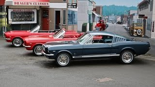 """1965 Ford Mustang A Code 4 Speed Fastback """" SOLD  Drager' International Classic Sales  206-533-9600"""