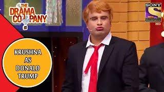 Krushna As Donald Trump | The Drama Company