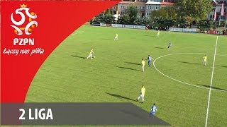 2 Liga: Magazyn skrótów (13. kolejka)