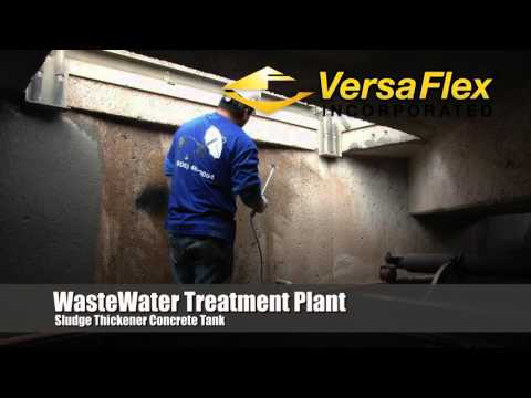 Water and Wastewater Protective Coatings with Polyurea - wastewatercoating.com
