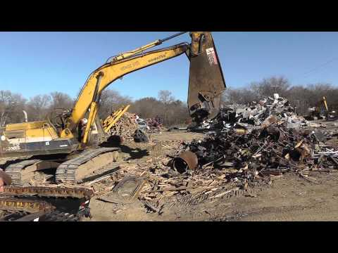 Scrap Metal Gross Weight 32000