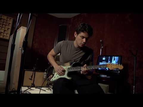 Fender Guitars: John Mayer Signature Guitar (Black1)