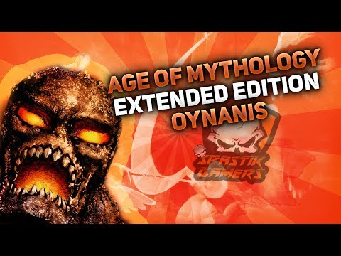 NOLUR DEFANS YAPIN PAMPA / Age Of Mythology Extended Edition : Türkçe Multiplayer