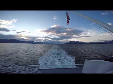 Patrick Fisher Project: Haines, Alaska to Juneau, Alaska via the Alaska Marine Highway