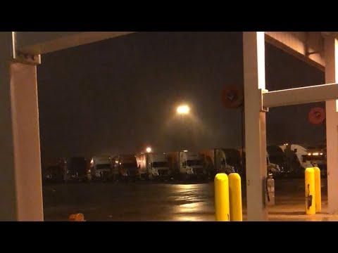 Storm in West Memphis, AR