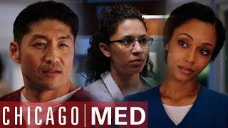 Student Nervous About Attending Havard | Chicago Med
