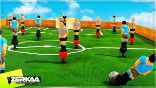 THE NEW FIFA KILLER! (Table Top Soccer)