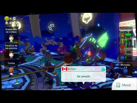 Nintendo Land Tour Wii U / Plaza completa 200/200 figuras y bandas sonoras