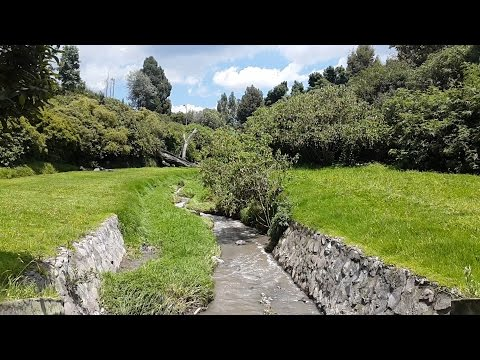 "Recorrido al ""Parque Atacazo"" (Quito / Ecuador)"