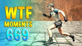 PUBG WTF Funny Daily Moments Highlights Ep 669