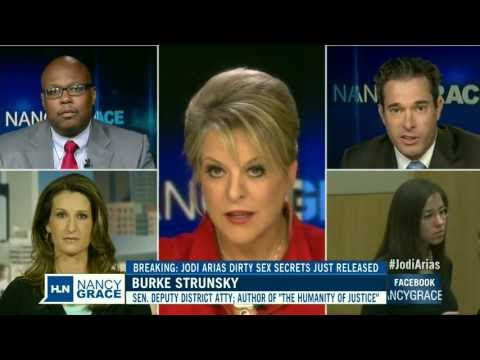Nancy Grace Jodi Arias Trial The Unasked Juror Questions and notes 06-10-13