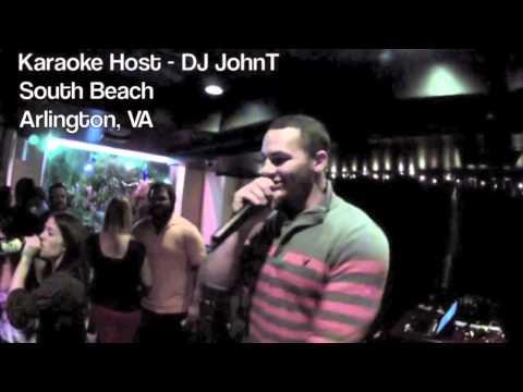 SOuth  BEach - Arlington, VA - (Karaoke)
