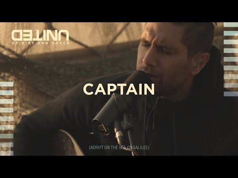 Captain LIVE -- of Dirt and Grace -- Hillsong UNITED