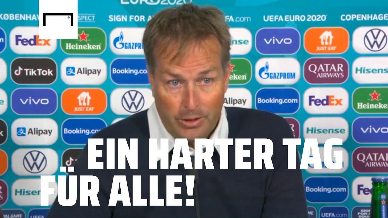 """Nach Eriksen-Schock: """"Hjulmands emotionales Statement"""""""