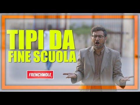 TIPI da FINE SCUOLA