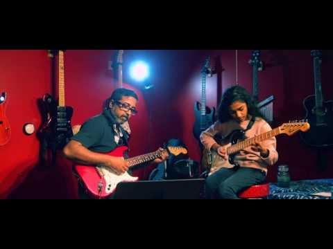 Nee Oru Kadhal Sangeetham - Live Selfie Guitar Instrumental By Nemia Ft. Kumaran