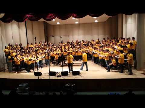 Kent State University All Star Choir 2015
