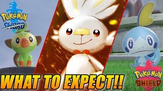 WHAT TO EXPECT IN POKEMON SWORD AND SHIELD - What I Can't Wait to see in Pokemon Sword and Shield thumbnail