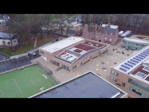 James Gillespie High School Drone Footage