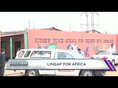 INC Lingap for Africa - Priscilla Tyulu - EBC S. Africa bureau