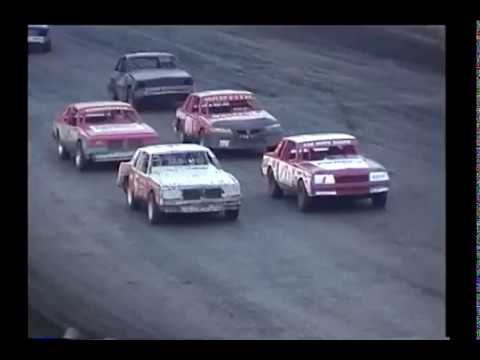 Hobby Stock feature 6-26-1999 @ Hamilton County Speedway