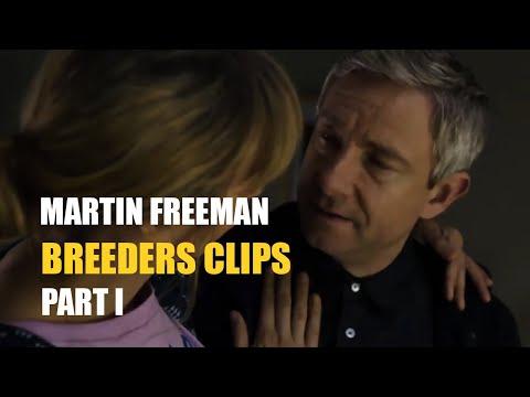 Martin Freeman Breeders Scenes/Clips Season 1