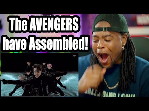SuperM 슈퍼엠 'Jopping' MV | AVENGERS ASSEMBLE!!! | REACTION!!